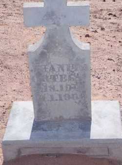 ORTEGA, JUANITA - Socorro County, New Mexico | JUANITA ORTEGA - New Mexico Gravestone Photos