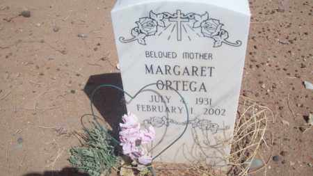 ORTEGA, MARGARET - Socorro County, New Mexico | MARGARET ORTEGA - New Mexico Gravestone Photos