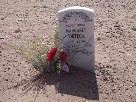 ORTEGA, MARGARET - Socorro County, New Mexico | MARGARET ORTEGA - New Mexico Gravestone Photos