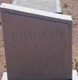 ORTEGA, SEVERO - Socorro County, New Mexico | SEVERO ORTEGA - New Mexico Gravestone Photos
