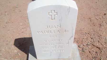 PADILLA JR., JUAN - Socorro County, New Mexico   JUAN PADILLA JR. - New Mexico Gravestone Photos