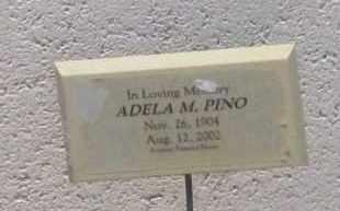 PINO, ADELA M. - Socorro County, New Mexico   ADELA M. PINO - New Mexico Gravestone Photos