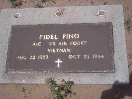 PINO, FIDEL - Socorro County, New Mexico | FIDEL PINO - New Mexico Gravestone Photos