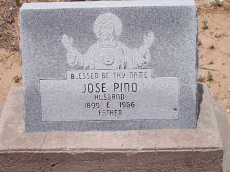 PINO, JOSE - Socorro County, New Mexico   JOSE PINO - New Mexico Gravestone Photos