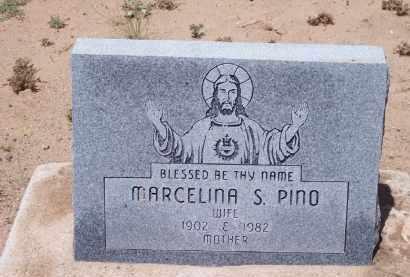 PINO, MARCELINA S. - Socorro County, New Mexico | MARCELINA S. PINO - New Mexico Gravestone Photos