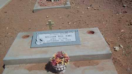 "RAEL, WILLIAM  ""BILL"" - Socorro County, New Mexico 