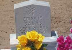 SALAS, ERINQUE - Socorro County, New Mexico | ERINQUE SALAS - New Mexico Gravestone Photos