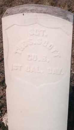 SCOTT, THOMAS - Socorro County, New Mexico | THOMAS SCOTT - New Mexico Gravestone Photos