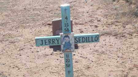 SEDILLO, JERRY - Socorro County, New Mexico   JERRY SEDILLO - New Mexico Gravestone Photos