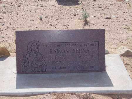 SERNA, RAMON - Socorro County, New Mexico | RAMON SERNA - New Mexico Gravestone Photos