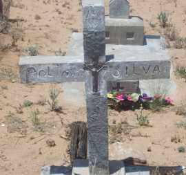SILVA, POLINAR - Socorro County, New Mexico | POLINAR SILVA - New Mexico Gravestone Photos