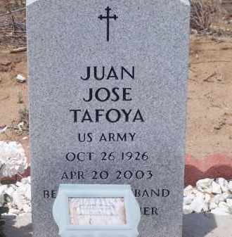 TAFOYA, JUAN JOSE - Socorro County, New Mexico | JUAN JOSE TAFOYA - New Mexico Gravestone Photos