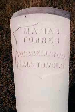 TORRES, MATIAS - Socorro County, New Mexico | MATIAS TORRES - New Mexico Gravestone Photos