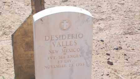 VALLES, DESIDERIO - Socorro County, New Mexico | DESIDERIO VALLES - New Mexico Gravestone Photos