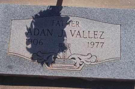 VALLEZ, ADAN J. - Socorro County, New Mexico | ADAN J. VALLEZ - New Mexico Gravestone Photos
