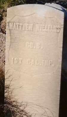 WILLIAMS, MATTHEW - Socorro County, New Mexico | MATTHEW WILLIAMS - New Mexico Gravestone Photos