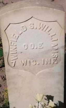 WILLIAMS, WINFIELD S. - Socorro County, New Mexico | WINFIELD S. WILLIAMS - New Mexico Gravestone Photos