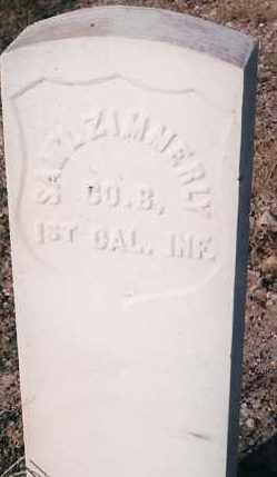ZIMMERLY, SAMUEL - Socorro County, New Mexico | SAMUEL ZIMMERLY - New Mexico Gravestone Photos