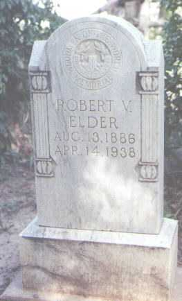 ELDER, ROBERT V. - Taos County, New Mexico | ROBERT V. ELDER - New Mexico Gravestone Photos