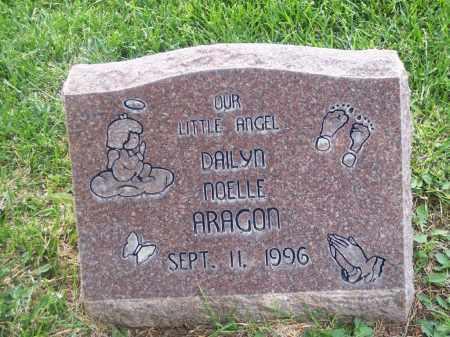 ARAGON, DAILYN NOELLE - Valencia County, New Mexico | DAILYN NOELLE ARAGON - New Mexico Gravestone Photos