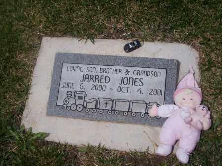JONES, JARRED - Valencia County, New Mexico | JARRED JONES - New Mexico Gravestone Photos